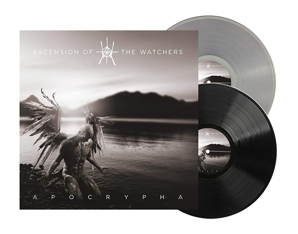 Ascension of the Watchers 'Apocrypha' album cover artwork