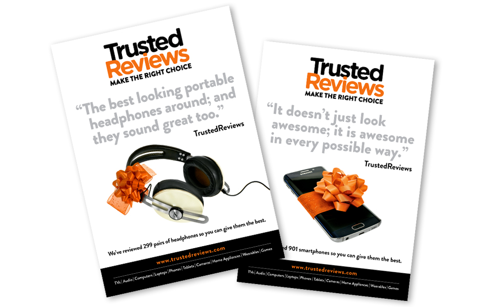 Trusted Reviews poster campaign